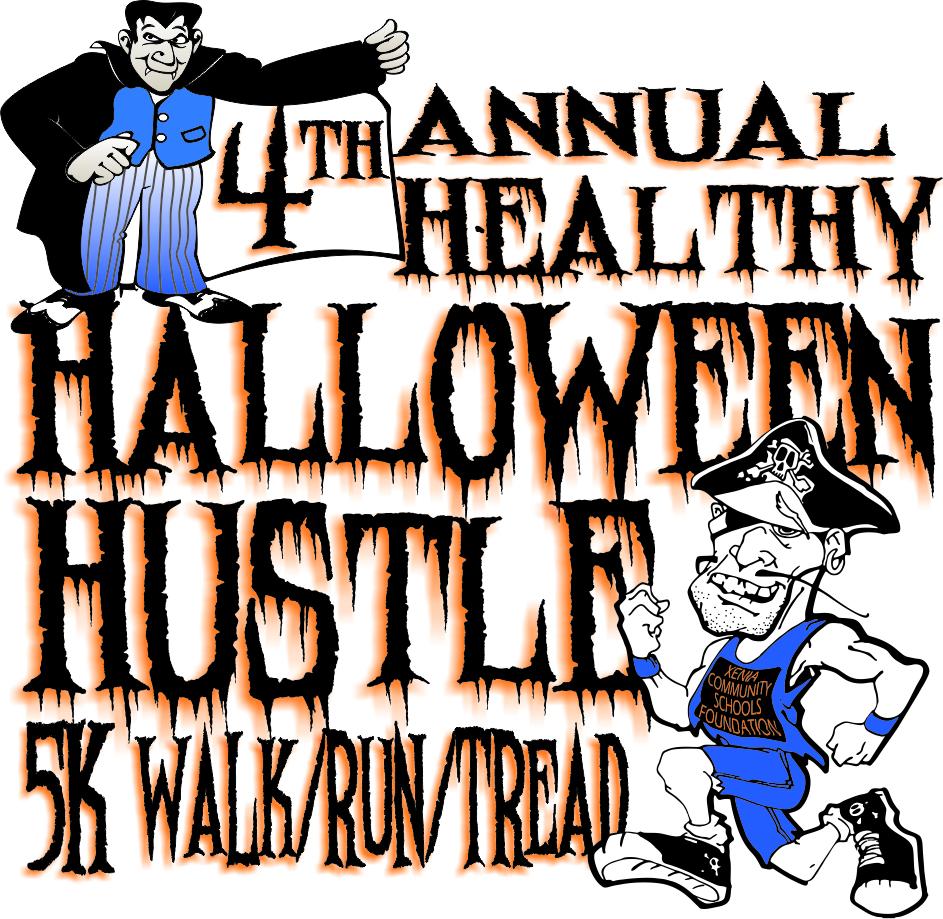 healthy halloween hustle october 2018 xenia community schools palatine il halloween hustle